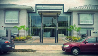 Lonsdale Saatchi & Saatchi and iuGO Digital Marketing building