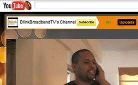 Blink Broadband YouTube Channel