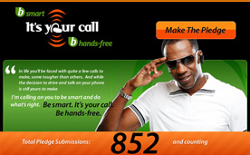 Bmobile B Smart Hands Free Website