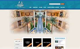 The Falls at Westmall Website